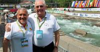 Entrevista a Albert Woods, Presidente de la European Canoe Association: