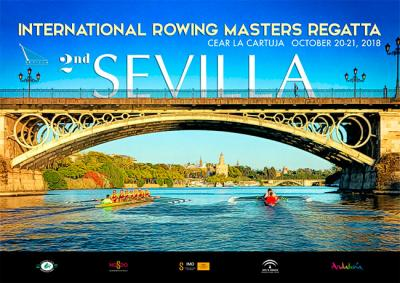 II Sevilla International Rowing Masters Regatta