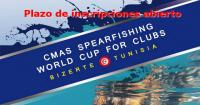 Abierta la inscripción para el open Spearfishing World Cup de Clubs