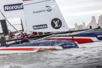 Groupama Team France busca un nuevo podium en Chicago