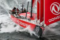 Dongfeng Race Team y Vestas 11th Hour Racing completan el podio en Melbourne