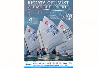 Arranca en la bahía gaditana la Excellence Cup de Optimist