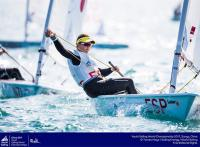 Cinco españoles en el Top 10 del Youth Sailing World Championship