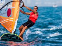 Lamadrid se asienta en el podio del Youth Sailing World Championship